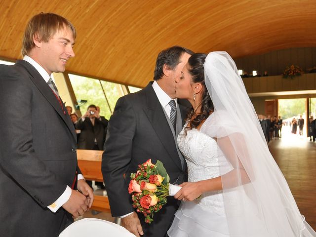 El matrimonio de Patricia y Andrés en Casablanca, Valparaíso 14