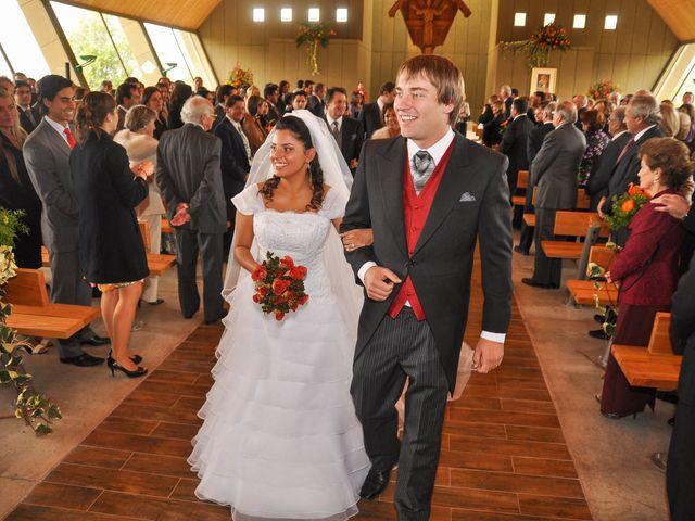 El matrimonio de Patricia y Andrés en Casablanca, Valparaíso 20
