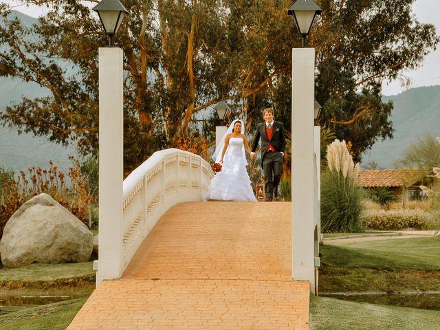 El matrimonio de Patricia y Andrés en Casablanca, Valparaíso 25