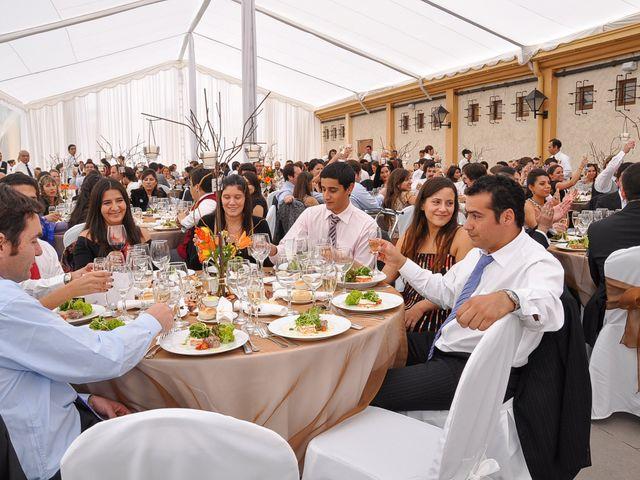 El matrimonio de Patricia y Andrés en Casablanca, Valparaíso 31
