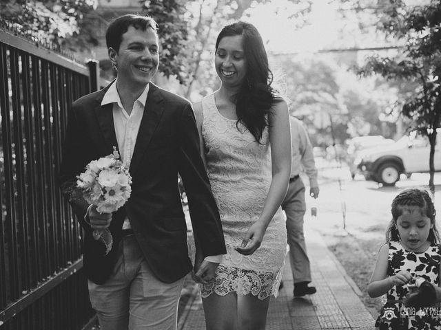 El matrimonio de Valentina y Jeffry