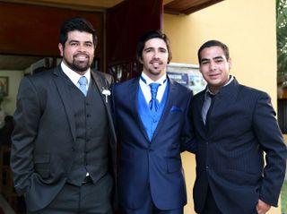 El matrimonio de Fernanda y Diego 2