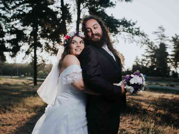 El matrimonio de Stella y Tany