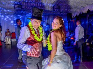 El matrimonio de Estar y René 1