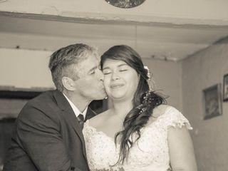 El matrimonio de Daniela y Luis