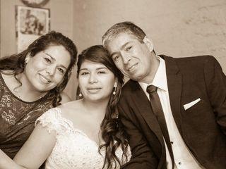 El matrimonio de Daniela y Luis 3