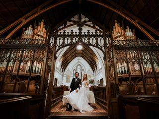 El matrimonio de Julia y Luis 1