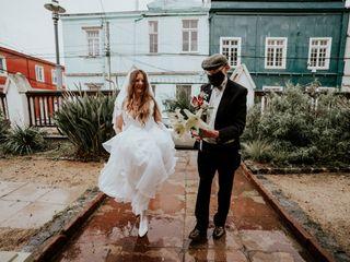 El matrimonio de Julia y Luis 2