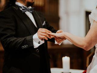 El matrimonio de Julia y Luis 3