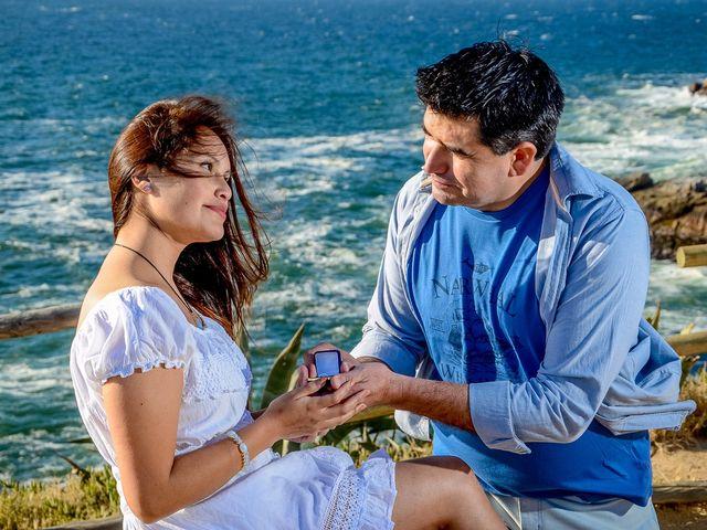 El matrimonio de René y Ester en Olmué, Quillota 6