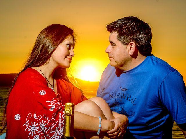 El matrimonio de René y Ester en Olmué, Quillota 11