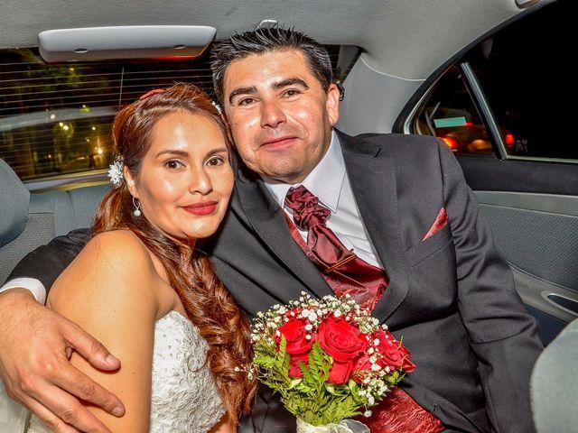 El matrimonio de René y Ester en Olmué, Quillota 22