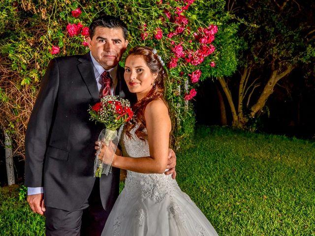 El matrimonio de René y Ester en Olmué, Quillota 25