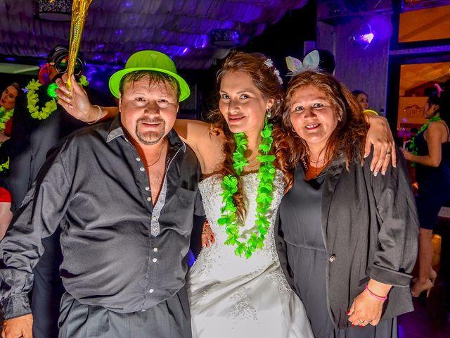 El matrimonio de René y Ester en Olmué, Quillota 35