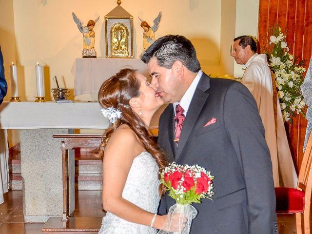 El matrimonio de René y Ester en Olmué, Quillota 42