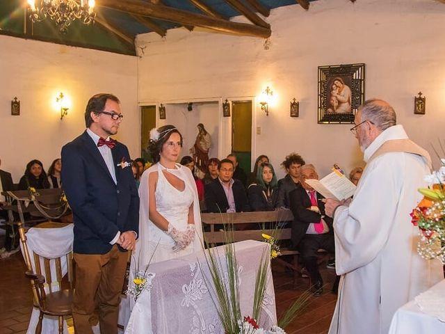 El matrimonio de Jorge  y Paola  en San José de Maipo, Cordillera 1