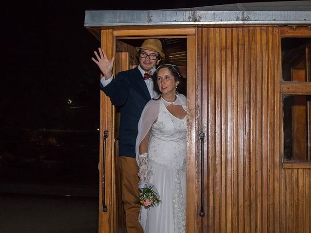 El matrimonio de Jorge  y Paola  en San José de Maipo, Cordillera 7