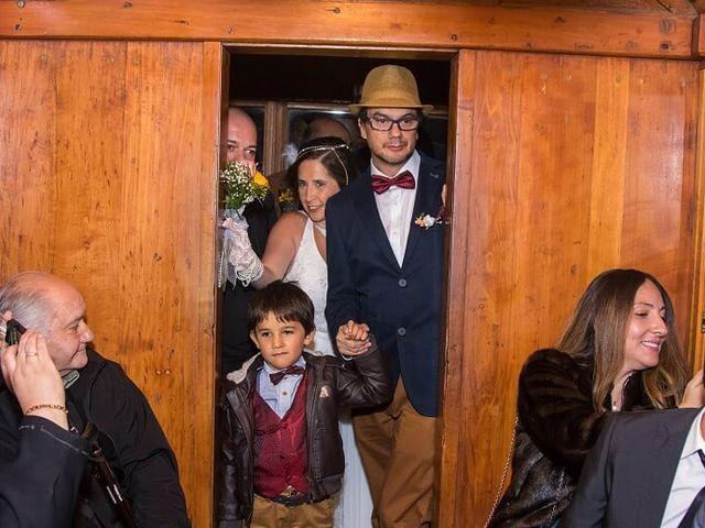 El matrimonio de Jorge  y Paola  en San José de Maipo, Cordillera 8