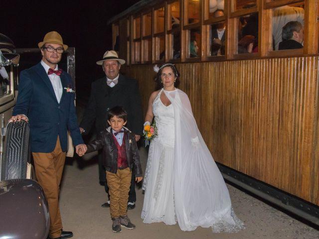 El matrimonio de Jorge  y Paola  en San José de Maipo, Cordillera 11