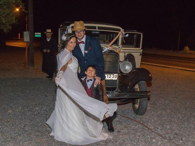El matrimonio de Jorge  y Paola  en San José de Maipo, Cordillera 13