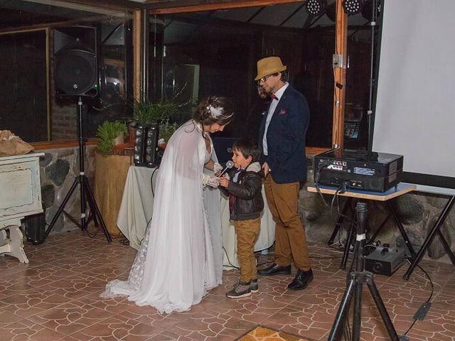El matrimonio de Jorge  y Paola  en San José de Maipo, Cordillera 16