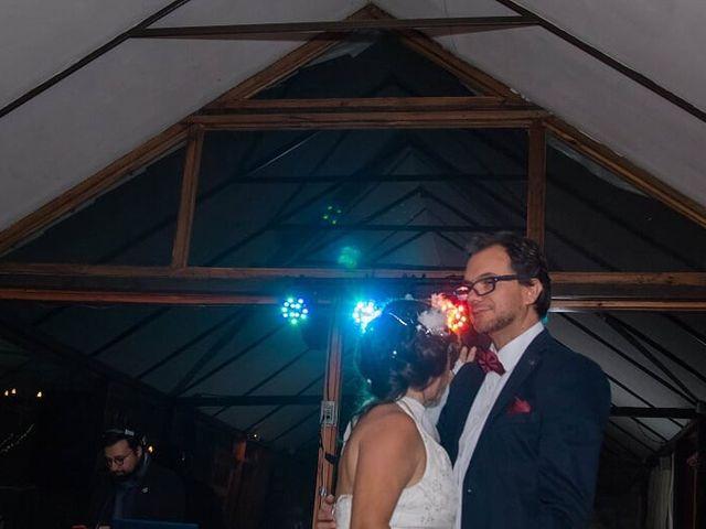 El matrimonio de Jorge  y Paola  en San José de Maipo, Cordillera 18