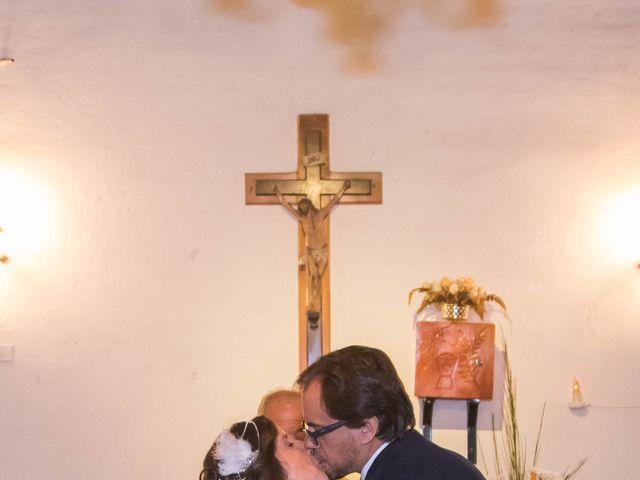 El matrimonio de Jorge  y Paola  en San José de Maipo, Cordillera 19