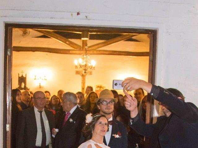 El matrimonio de Jorge  y Paola  en San José de Maipo, Cordillera 21