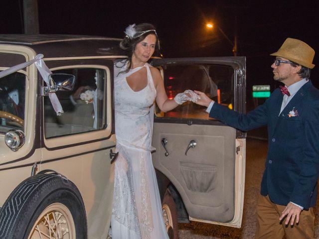 El matrimonio de Jorge  y Paola  en San José de Maipo, Cordillera 22