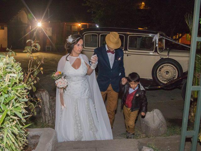 El matrimonio de Jorge  y Paola  en San José de Maipo, Cordillera 23