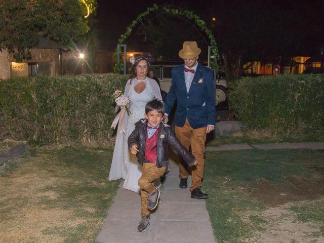 El matrimonio de Jorge  y Paola  en San José de Maipo, Cordillera 24