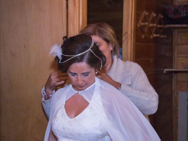 El matrimonio de Jorge  y Paola  en San José de Maipo, Cordillera 27