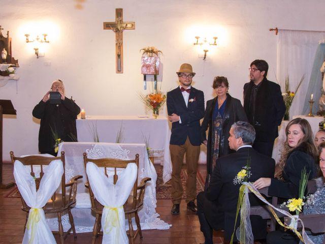 El matrimonio de Jorge  y Paola  en San José de Maipo, Cordillera 32