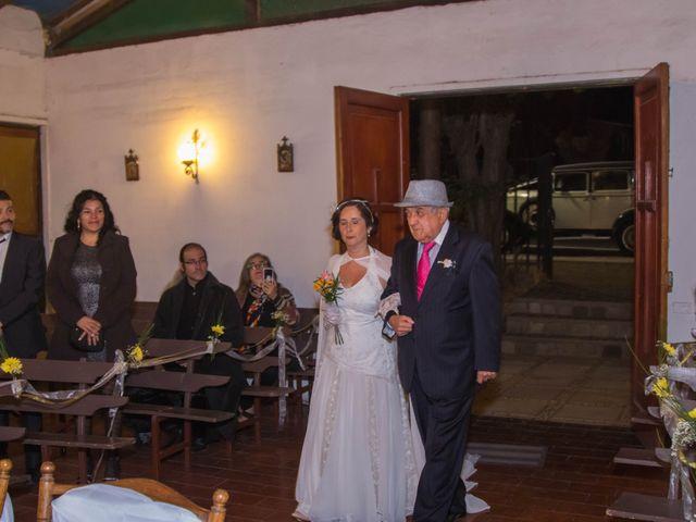 El matrimonio de Jorge  y Paola  en San José de Maipo, Cordillera 33