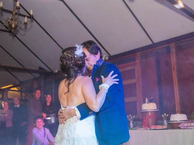 El matrimonio de Jorge  y Paola  en San José de Maipo, Cordillera 37