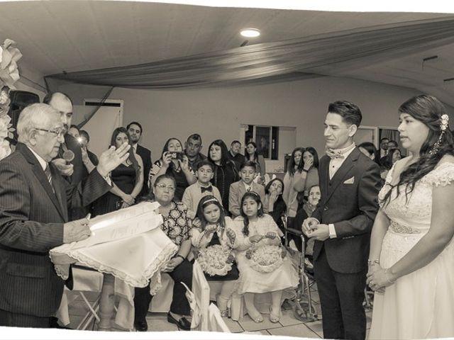 El matrimonio de Luis y Daniela en Pudahuel, Santiago 1
