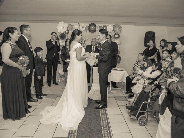 El matrimonio de Luis y Daniela en Pudahuel, Santiago 12