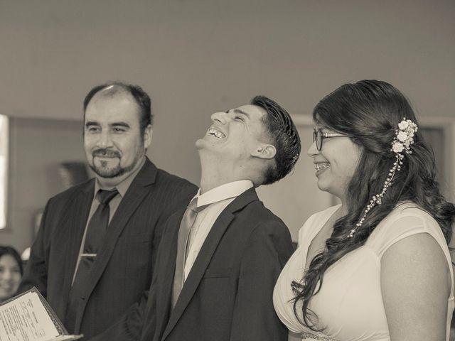 El matrimonio de Luis y Daniela en Pudahuel, Santiago 14