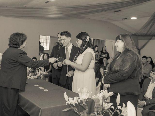 El matrimonio de Luis y Daniela en Pudahuel, Santiago 15
