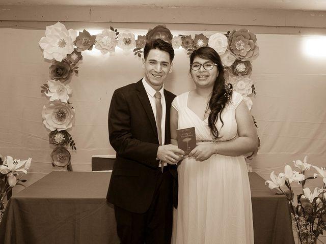 El matrimonio de Luis y Daniela en Pudahuel, Santiago 16
