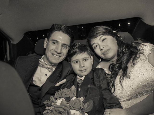 El matrimonio de Luis y Daniela en Pudahuel, Santiago 18