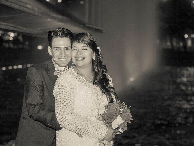 El matrimonio de Luis y Daniela en Pudahuel, Santiago 19