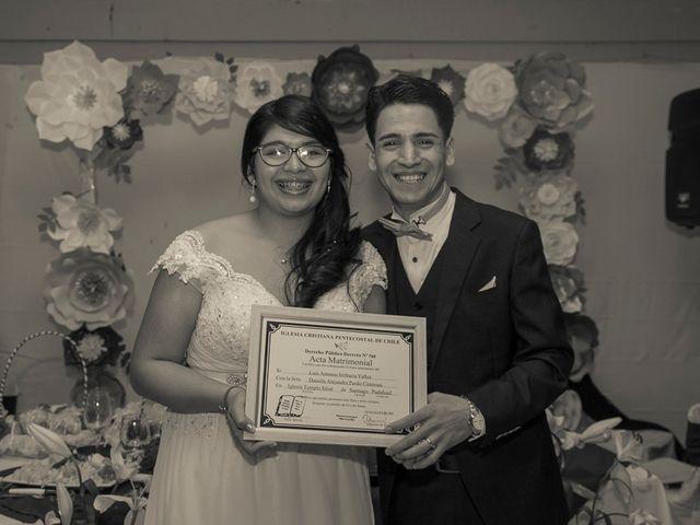 El matrimonio de Luis y Daniela en Pudahuel, Santiago 27