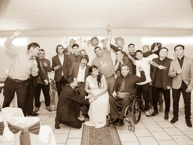 El matrimonio de Luis y Daniela en Pudahuel, Santiago 2