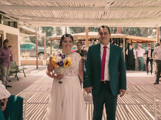 El matrimonio de Felipe y Pía en Paine, Maipo 19