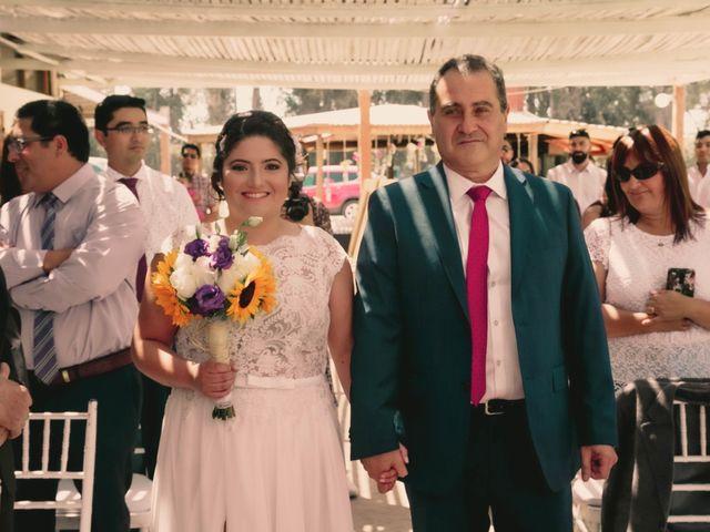 El matrimonio de Felipe y Pía en Paine, Maipo 20