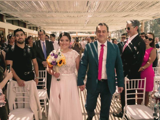 El matrimonio de Felipe y Pía en Paine, Maipo 21