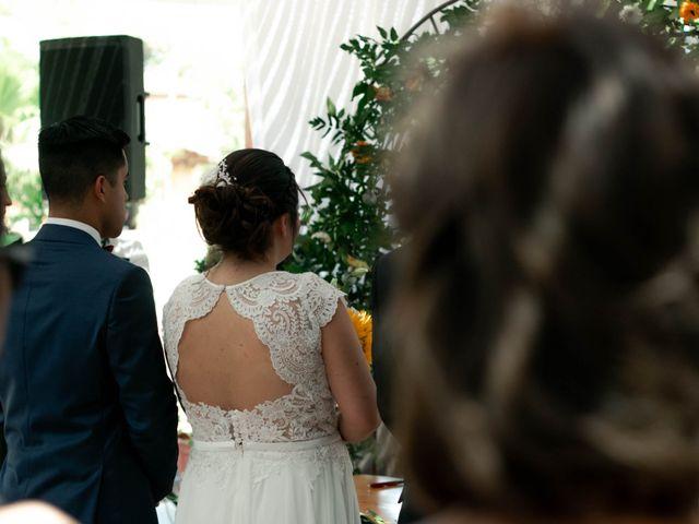El matrimonio de Felipe y Pía en Paine, Maipo 22