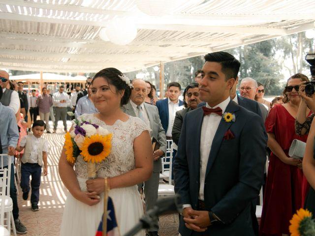 El matrimonio de Felipe y Pía en Paine, Maipo 25