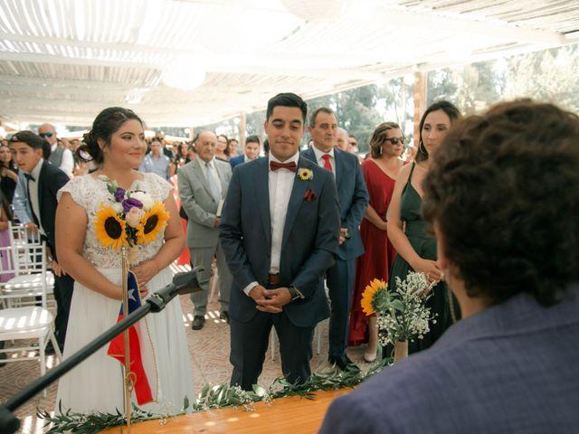 El matrimonio de Felipe y Pía en Paine, Maipo 26